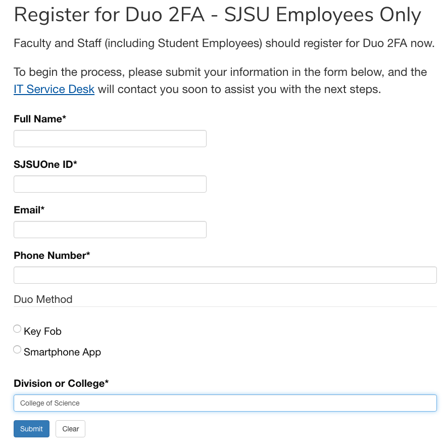 Set Up Duo 2-Factor Au    | MLML Knowledge Base